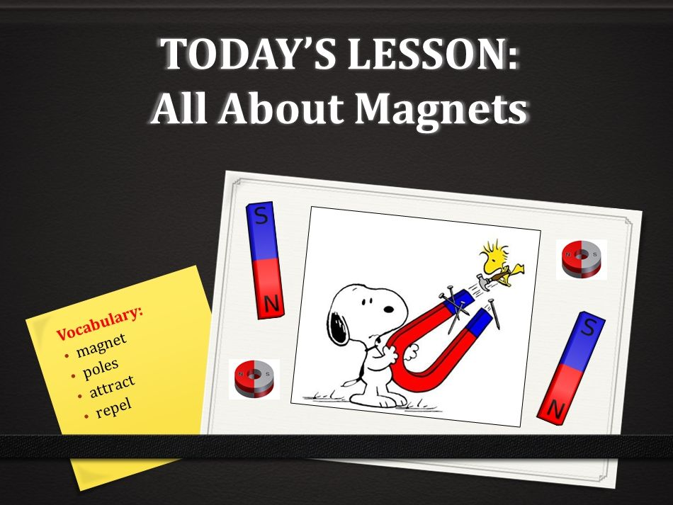 Magnets (PowerPoint)