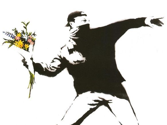 L1 - L2 Functional Skills English - Banksy