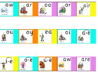 Rwi Ort Nc Correlation Phonics Teaching Resources