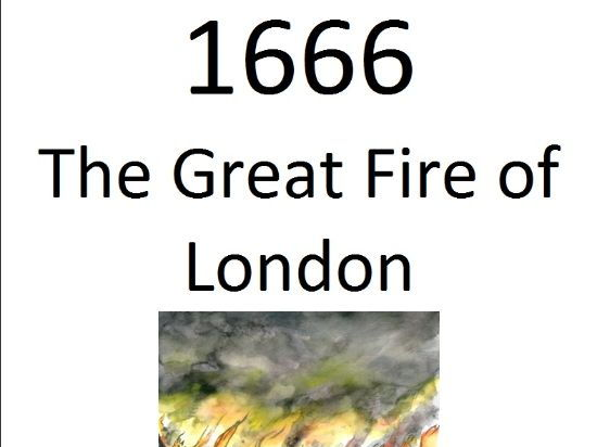 Timeline activity - created as part of Great Fire of London lesson sequence but adaptable