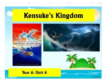 Kensuke's Kingdom: Year 6 Scheme of Work