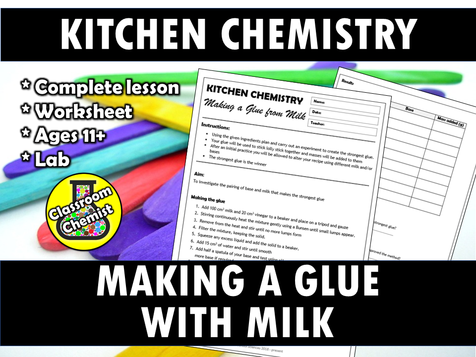ClassroomChemist's Shop - Teaching Resources - TES