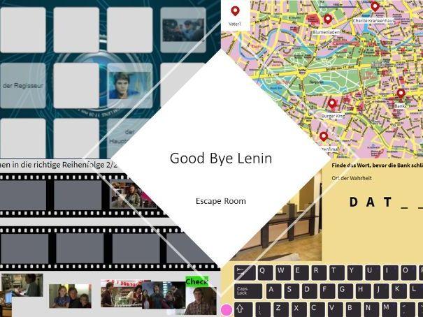 Good Bye lenin Escape Room