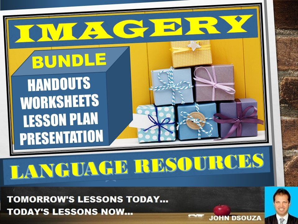 IMAGERY TYPES BUNDLE