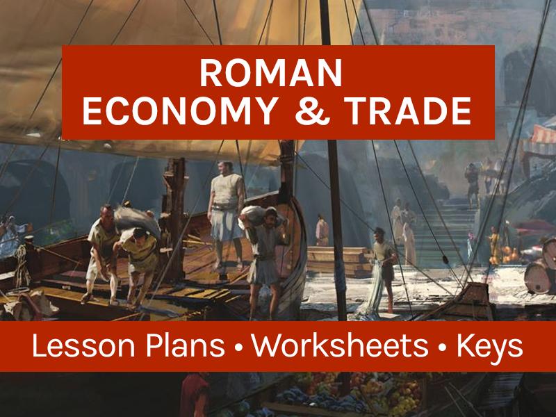 Roman Economy and Trade