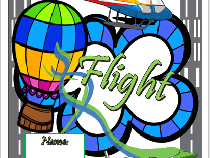 Flight Lapbook