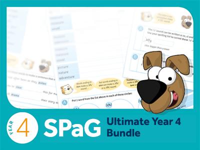 Ultimate Year 4 SPaG Bundle