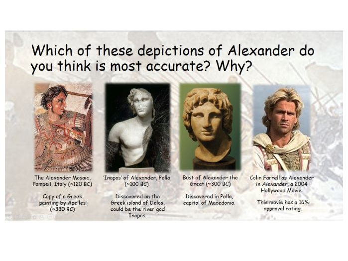 The 'truth' about Alexander: Why is it so difficult to find?
