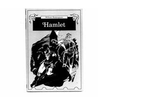 Hamlet 100 Short Answer Questions over ASG Illustrated Classic Comic