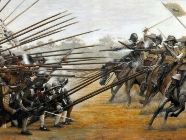 *Updated* The Causes of the English Civil War