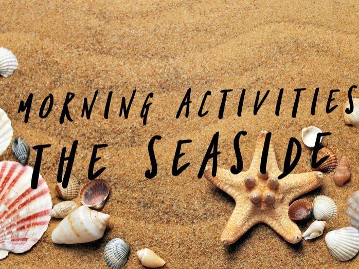 Year 1 Seaside Morning Activities