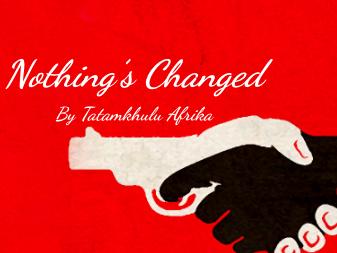 Nothing's Changed - by Tatamkhulu Afrika (SMILE Analysis points)