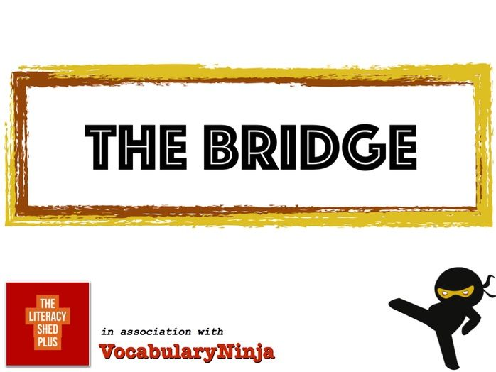 The Bridge Vocabulary Pack