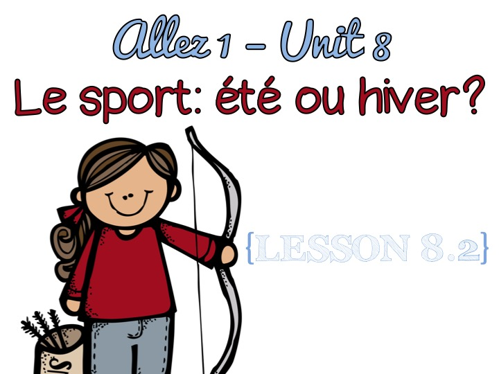 Allez 1-Unit 8-Les sports d'hiver et d'été-8.2-sports-conditional-KS3French