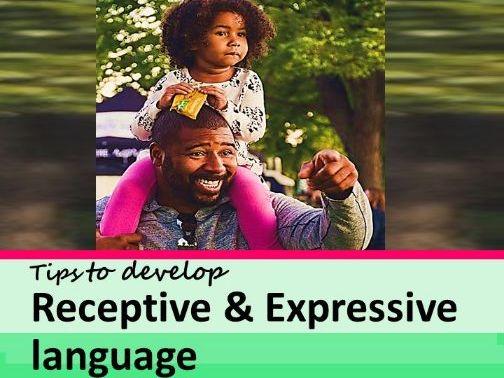 Receptive and Expressive Language