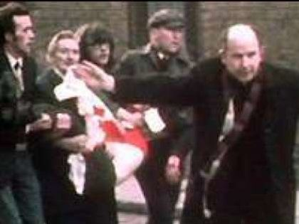 Bloody Sunday, Derry, 1972