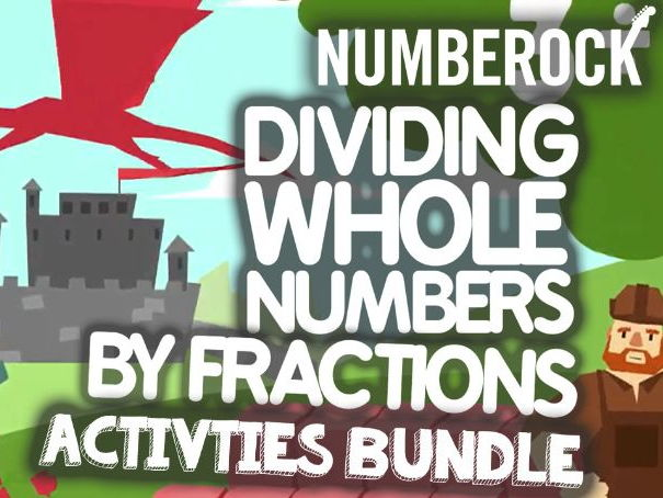 KS2 Dividing Whole Numbers by Fractions: Fun Maths Revision