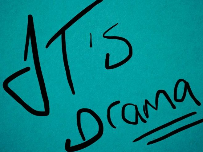 Drama Vocabulary/Key Words Classroom Display - GCSE, OCR, Vocabulary