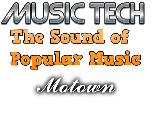 Motown (The Sound of Popular Music - A Level Music Technology)