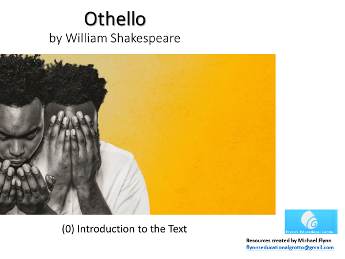 A Level Othello: The complete - all acts and all scenes