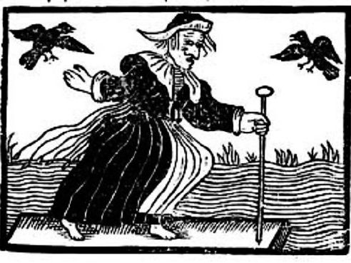 Witches in the 16th and 17th Century
