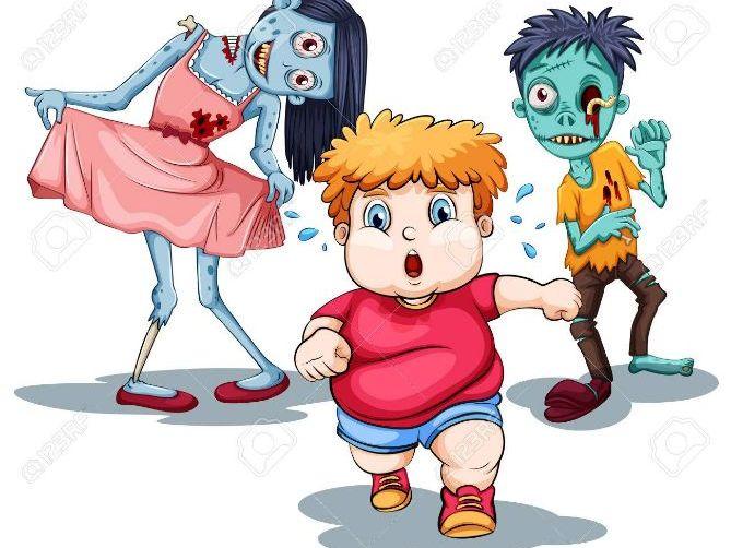 Zombie Common Homophone Mistakes 2