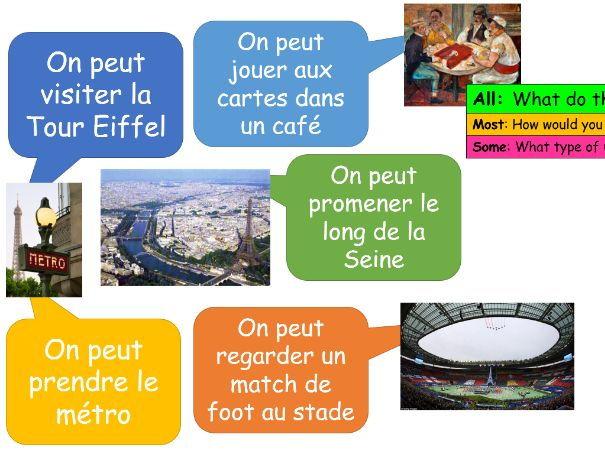 3. Paris - What to do