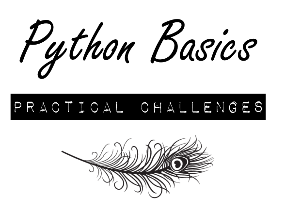 Python Basics Practical Challenges