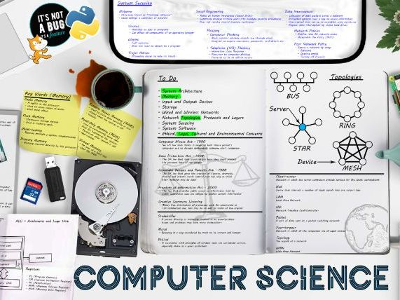 KS4 Computer Science Desplay