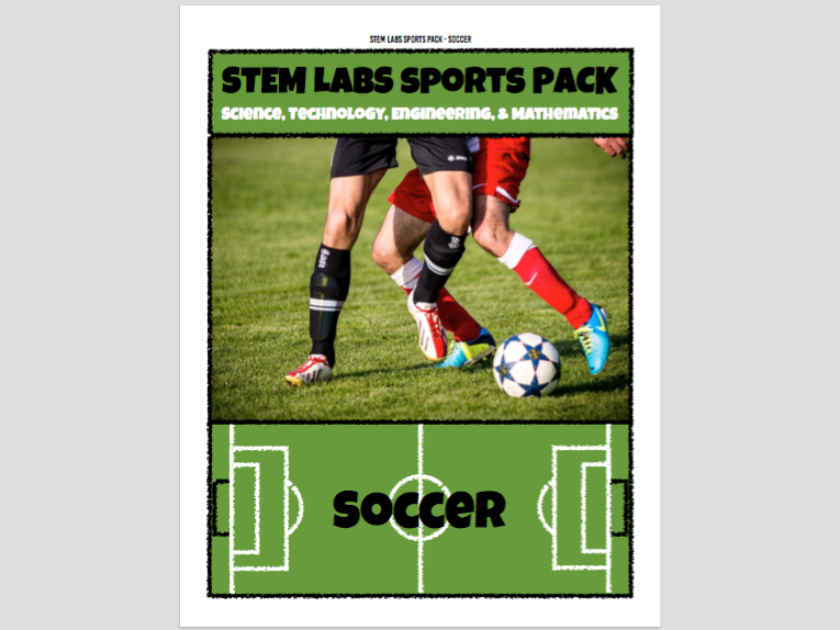 STEM Labs Sports Pack - 10 Soccer World Cup FIFA Projects