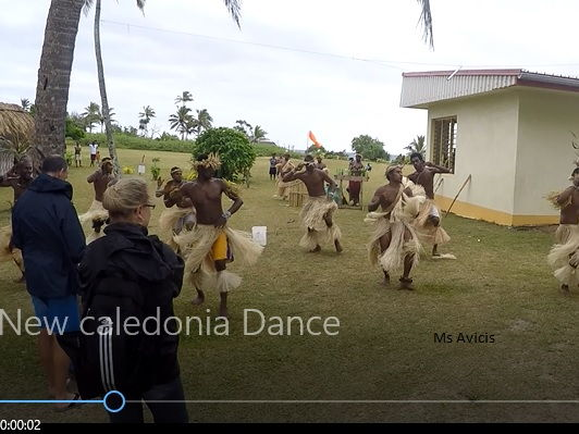 Video New Caledonia