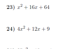 Expanding and factorising quadratics and simplifying algebraic fractions GCSE/IGCSE worksheets