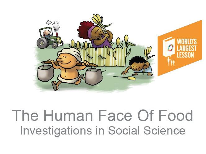 The Human Face of Food