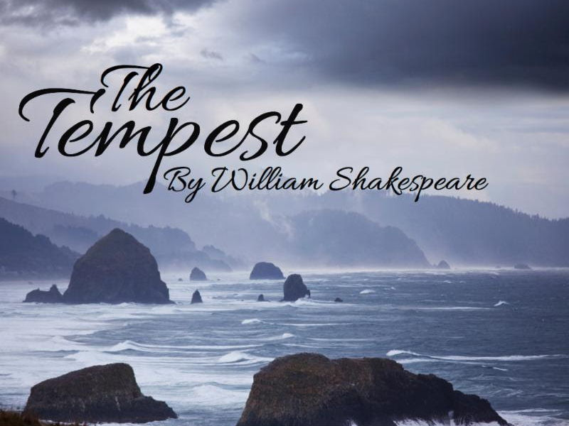 The Tempest- Act 1, Scene 2 Analysis