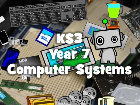 KS3 Computer Science: Computer Systems Year 7