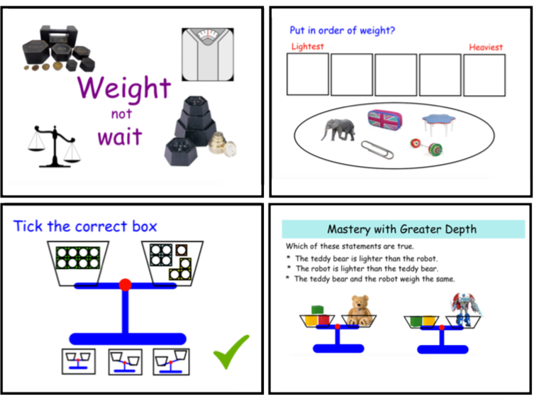 Comparing Weight Y1 (notebook)