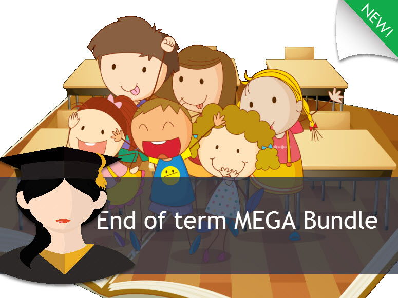 End of Term Mega Bundle