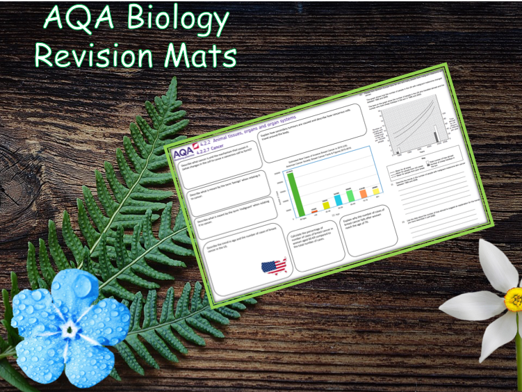 4.2.2.7 Cancer - NEW AQA Trilogy (Biology) Revision with Answer