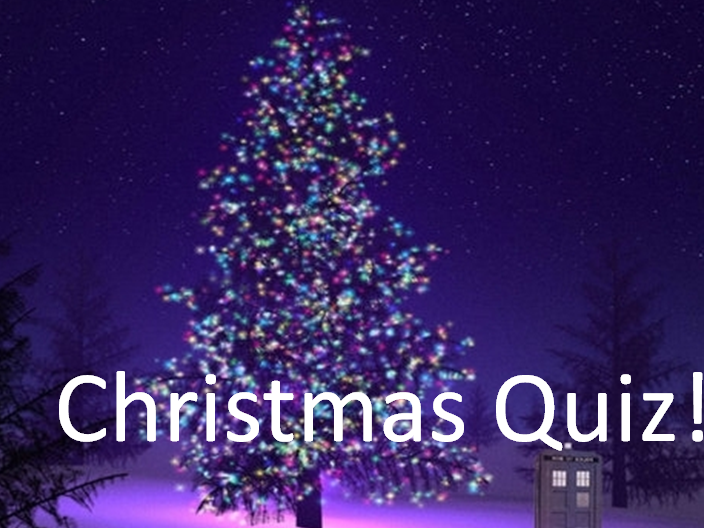 2017 Christmas Quiz