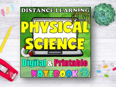 Physical Science Bundle- Electricity Waves Force and Motion