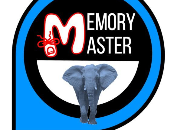 Executive Functioning Card Game: Memory Master