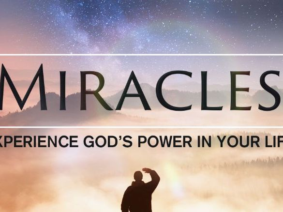 Miracles are proof that God exists 12 Mark GCSE essay