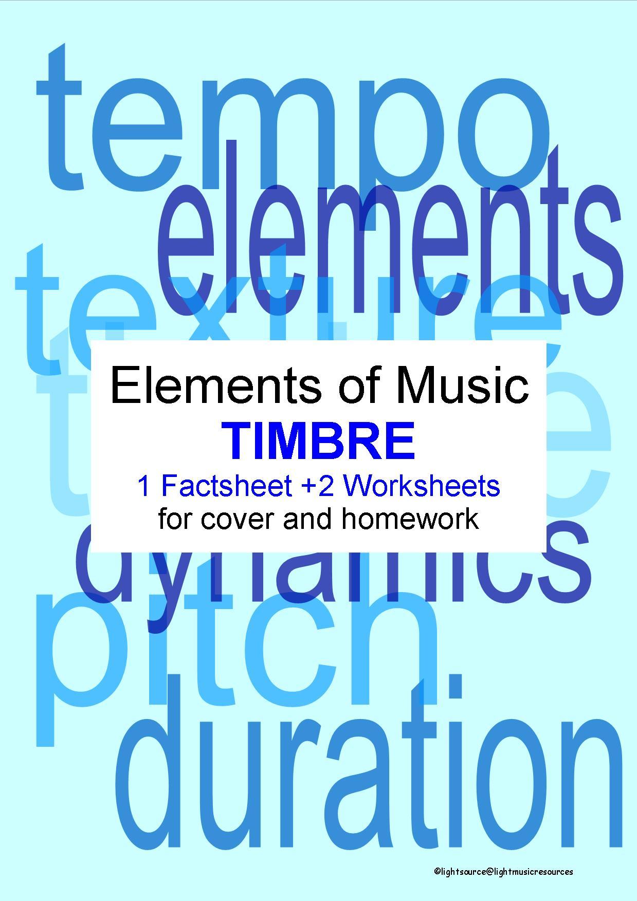 Music homework help ks3