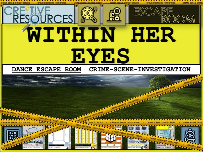 Dance GCSE - Within her eyes