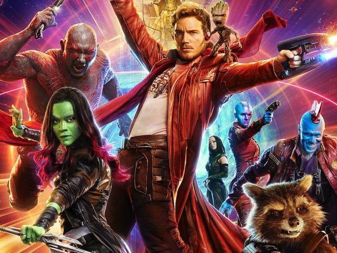Guardians of the Galaxy - Media Representation
