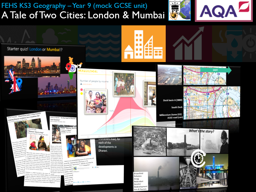A Tale of Two Cities: London & Mumbai