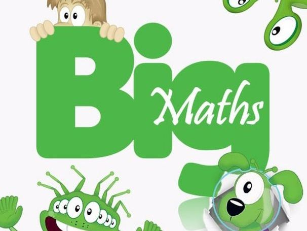 Big Maths Beat That! Learn It Tests COMPLETE SET