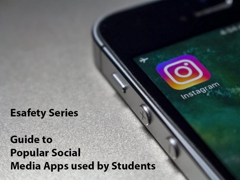 Guide to Different Social Media Apps with worksheet for Staff/Parents/Students