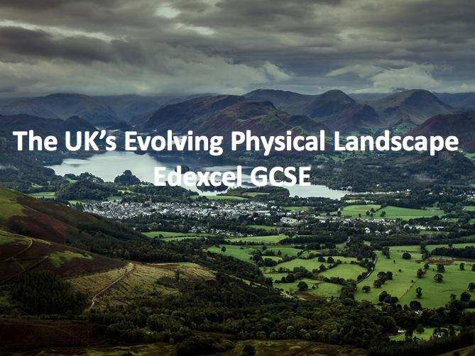 The UK's Evolving Physical Landscape