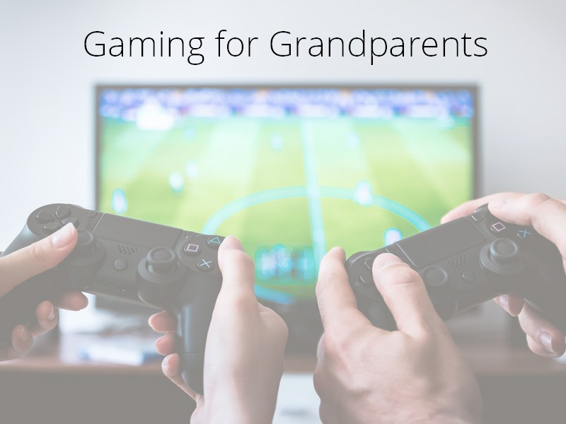 CiDA – Level 2 Unit 4 Game making - Gaming for Grandparents